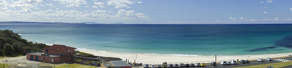 Beachfront Accommodation Forster