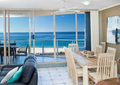 Beachfront Apartments in Forster